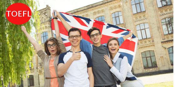 Préparez le TOEFL pour aller étudier à l'étranger