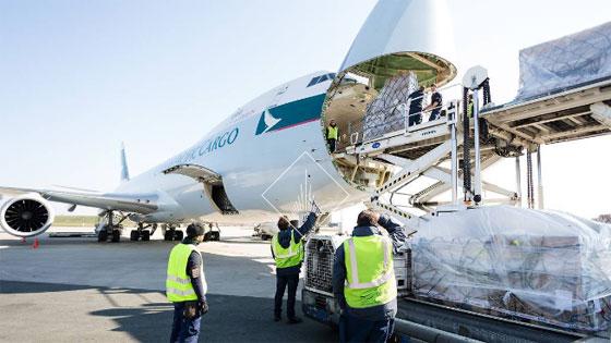 La croissance des échanges développe le fret aérien et ses métiers