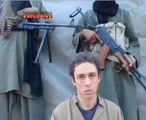 Pierre Legrand et les otages du Niger lancent un appel sur une vidéo