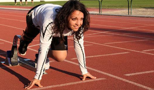Orianne Lopez : le sport, plus fort que le handicap