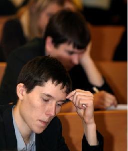 Recrutement d'enseignants : un concours exceptionnel ouvert aux master1 en 2013