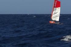 Le sailbot Avalon