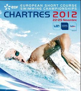 Championnats d'Europe de natation à Chartres : une moisson de médailles françaises