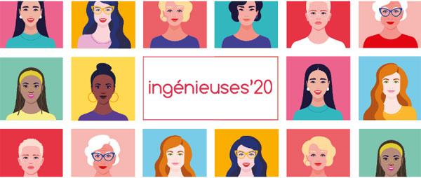 Les prix Ingénieuses 2020 distinguent des élèves et des femmes ingénieures