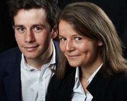 Thibault et Stéphanie Lantenier