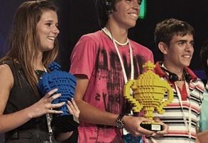 Lauréats du précédent Google science fair.