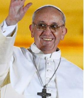 Le pape François explique le choix de son nom