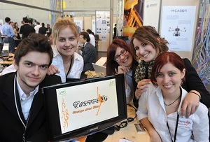 Participants des Innovact Campus Awards en 2012