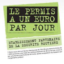 Tout savoir sur le permis à un euro