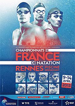 Championnats de France de natation 2013 : cap sur les mondiaux