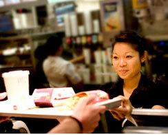 Journée des métiers chez McDonald's