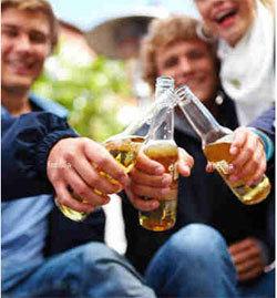 Alcool : 27% de buveurs réguliers chez les lycéens de terminale