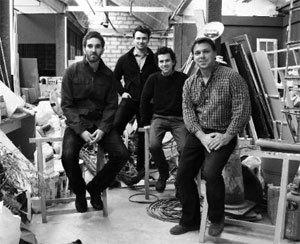 L'équipe de Simplon.co dans les futurs locaux