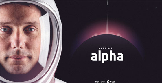 Thomas Pesquet reparti pour six mois dans l'espace