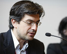 Fabrice Hadjadj / photo : wikimedia