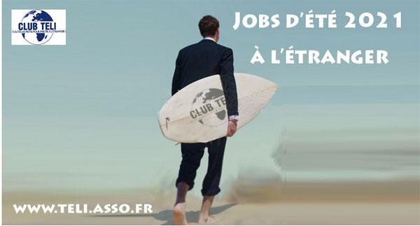 Jobs d'été et stages à l'étranger : des opportunités malgré l'incertitude