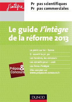 Classes prépas : ce qui va changer à la rentrée 2013