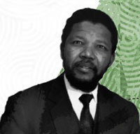 Mandela en 1951.