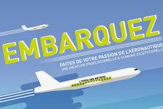 L'Avion des métiers au Bourget : l'industrie aéronautique recrute !