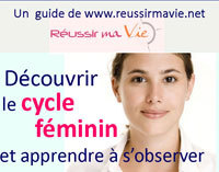 Fertile ou infertile ? L'observation du cycle féminin