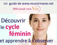 Fertile ou infertile ? L'observation du cycle féminin