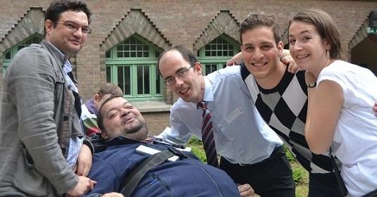 Handicap : des maisons pour oser la rencontre et s'accepter fragiles