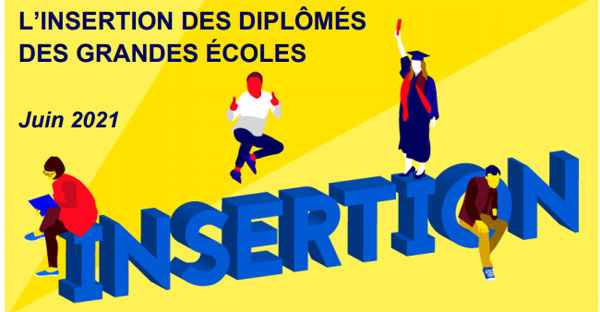 Grandes écoles : l'insertion des jeunes diplômés en léger repli durant l'année Covid