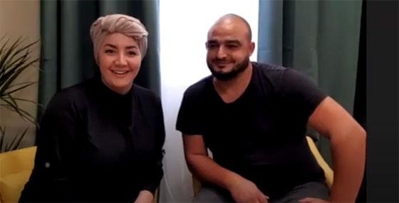 Nadia et Kamel Kajout, fondateurs de Graines de réussite © capture vidéo youtube Passion d'apprendre