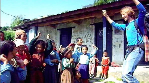 Vidéos : un musicien rapporte des reportages sonores sur le Népal