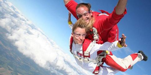 Photo : Fédération française de parachutisme