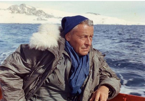 Le grand explorateur polaire Paul-Emile Victor © Fonds de dotation Paul-Emile Victor