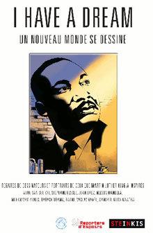 Les 50 ans du discours de Martin Luther King célébrés dans le monde