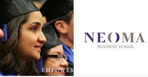 Neoma Business School : une nouvelle école de commerce issue de la fusion entre Rouen et Reims