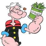 Pas de fer mais de la vitamine D dans les épinards !
