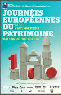 Journées du patrimoine 2013 : programme et sélection insolite