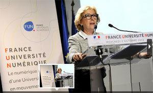 France Université Numérique : l'enseignement supérieur lance sa révolution numérique