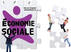 Ils gagnent le prix de l'Etudiant Entrepreneur en économie sociale