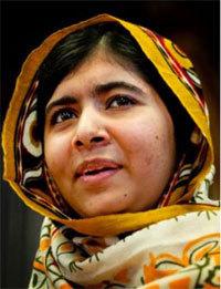 Malala Yousafzai. Photo : Isopix / Parlement européen