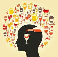 Le but est de tester les effets de l'alcool sur le cerveau