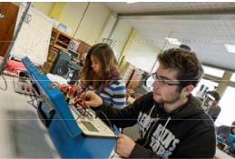 Les Arts et Métiers  lancent un bachelor de technologie