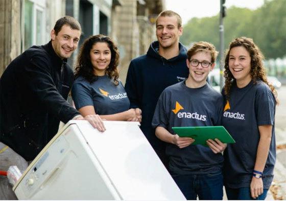 Enactus : l'entrepreneuriat social séduit de plus en plus d'étudiants