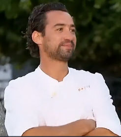 Pierre Augé, Top Chef 2014.