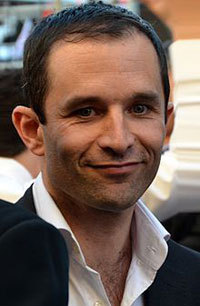 Benoit Hamon, ministre de l'Education nationale