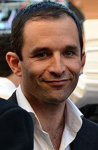 Benoit Hamon, ministre de l'Education nationale