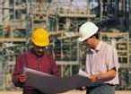 De nombreux métiers d'action sur les chantiers.