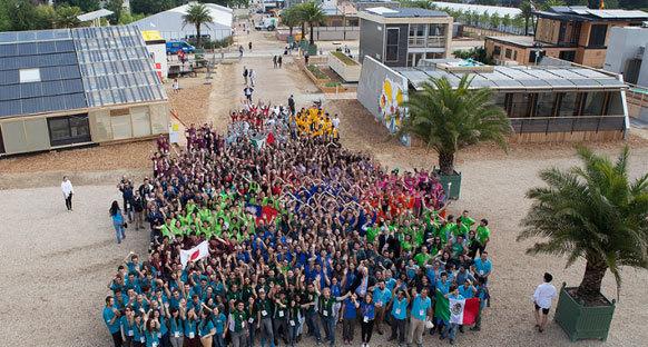 Concours Solar Decathlon : des étudiant inventent leur maison solaire