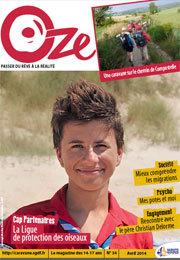Oze, un journal du mouverment Scouts de France
