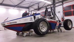 Des étudiants de l'Estaca dans la compétition automobile Formula Student