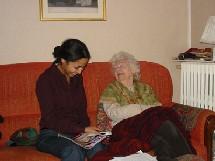Trouver une chambre d'étudiant chez une personne âgée