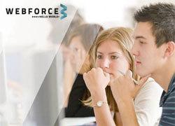 La formation Webforce3 au métier de développeur monte en puissance